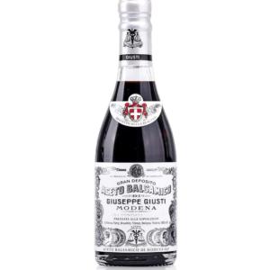 Giusti Aceto Balsamico di Modena IGP 1 Medaglia Argento 3 bottiglie da 250ml