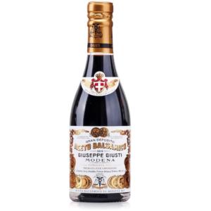 Acetaia Giuseppe Giusti - Aceto Balsamico Di Modena IGP 2 Medaglie D'Oro 3 Bottiglie da 250ml