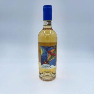 Tris 3 Bottiglie Albana Calonga Albana Dolce DOCG di Romagna 11% vol 0,50l