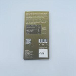 Gardini SPEZIALI Tè Verde Sakura Extra Fondente 62% Cacao 80 gr
